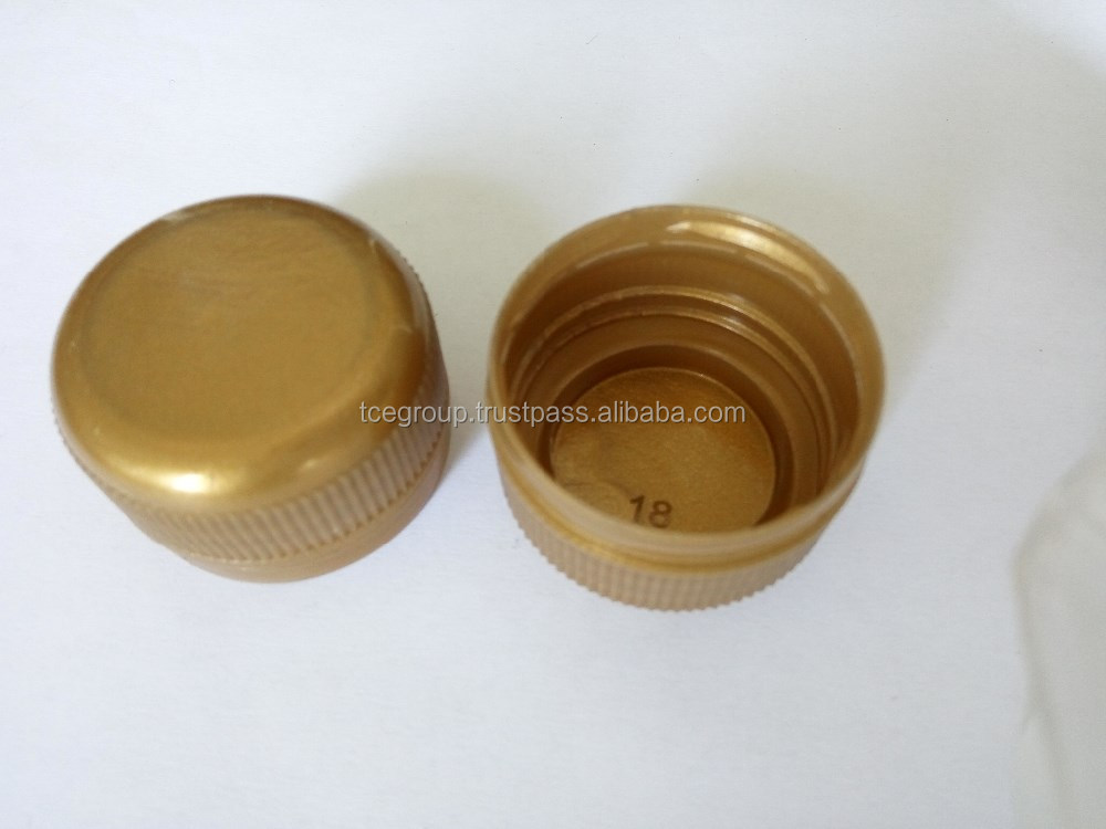 Plastic bottle screw cap 28mm and 30mm
