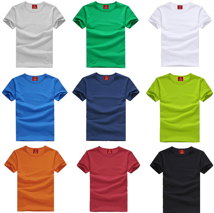 Cheap Price quality political campaign Plain Round Neck Polo Collar T-shirts Clothings Garments