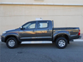 Toyota Hilux 2.5L Manual transmission AB ABS 2015 model