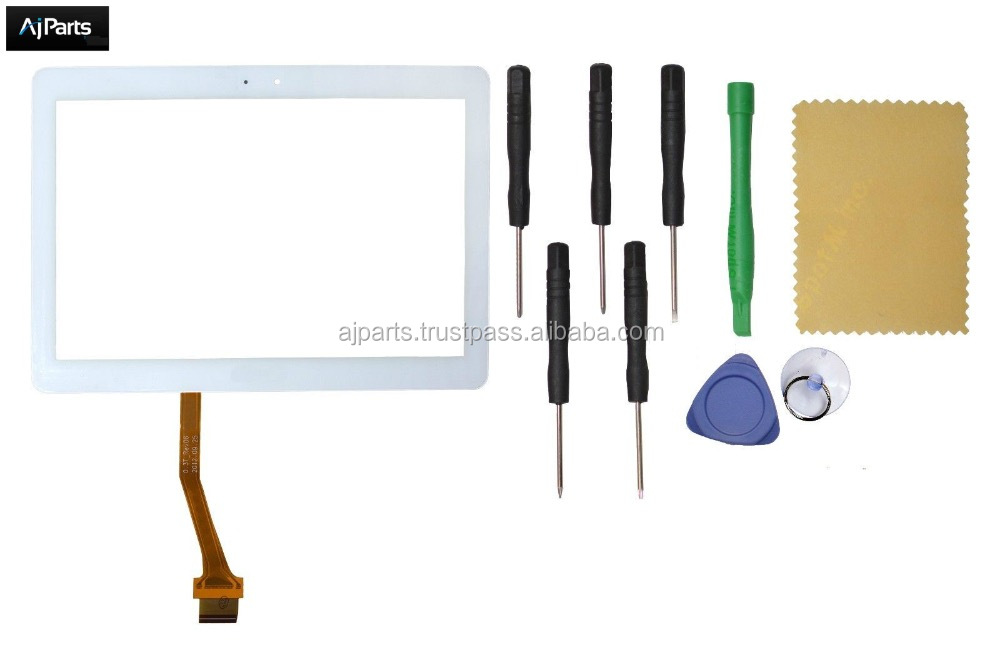 Wholesale for Samsung galaxy Tab 2 10.1 P5100 /N8000 touch screen digitizer