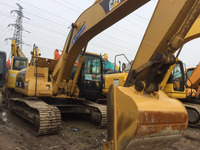 Original from USA used cat 320C hydraulic crawler excavator
