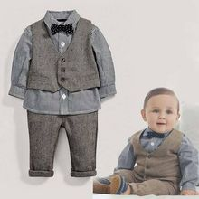 Made In Vietnam OEM 100% cotton boys clothes set for winter
