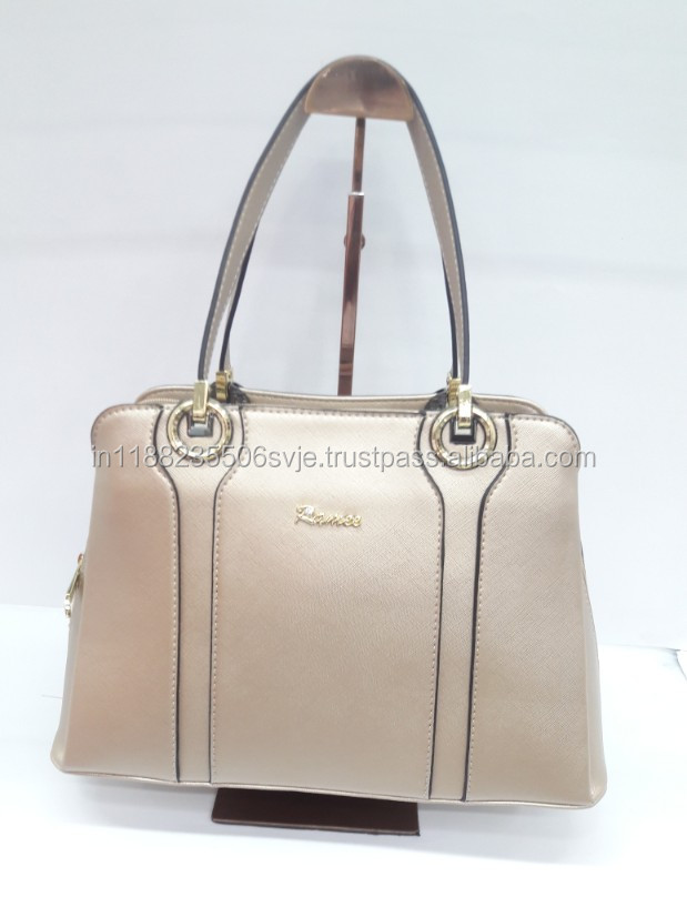 genuine leather pu handbag