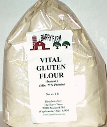 Vital Wheat Gluten flour / Wheat Flour (ATTA)
