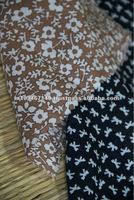 Wholesale 100% Organic Cotton GOTS Certified Printed Fabrics Indian supplier