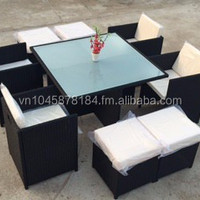 POLYRATTAN ROMA Rattan Morden Outdoor Furniture
