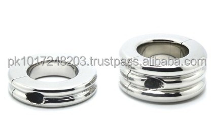 Stainless Steel Stacked Round Ball Stretchers Weight