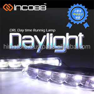 A Pair Day Fog Light DRL Running Lamp- Cover Type for All Car Model