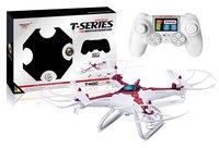 Drone long-range semi-professional Quadcopter remote control with LED lights Eleciti T40