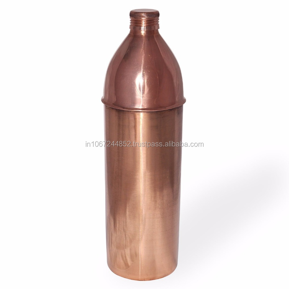 Pure Copper Water YOGA Bottle water storage bottle copper copper water container