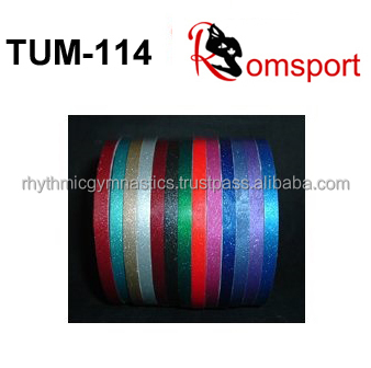 Rhythmic Gymnastics ROMSPORT Decorative tape TUM-114