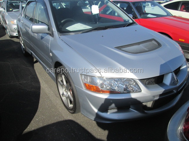 CHEAP USED CARS FOR SALE FOR MITSUBISHI LANCER GSR EVOLUTION 8 F6 2003