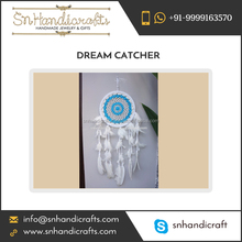 Wall Hanging Decorative Dream Catcher Supply by Well Known Exporter