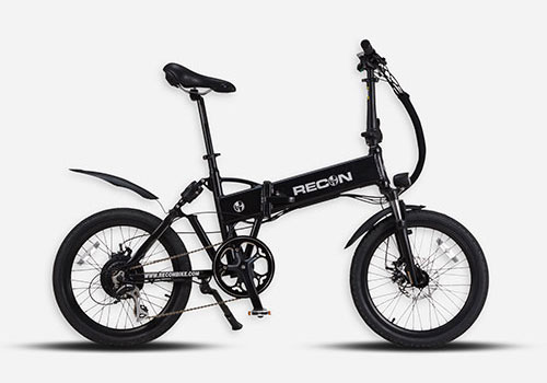 "[RECONBIKE] A7-2/e-bike/electric bike/ebike/bicycle/bicycles/bikes/motor/20""/foldingbike/folding/foldable/350W/11Ah/8SPEED"
