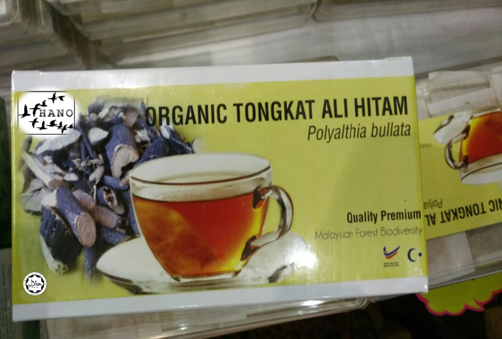 TONGKAT ALI ORGANIC BLACK TEA