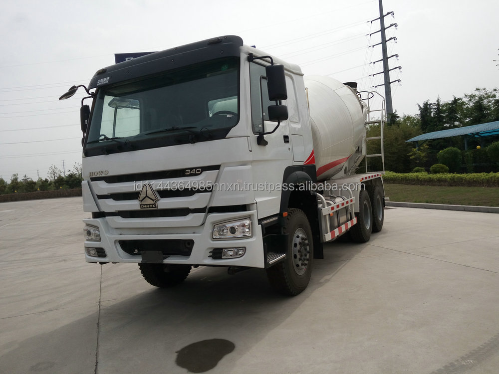 hino nissan 4m3-16m3 parts of concrete truck mixer in shanghai china