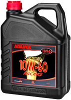 Adamol 1896, racing engine oil 10W-60 (1L or 5L); Austrian engine oil