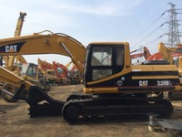 caterpillar 320 B EXCAVATOR USED ORIGINAL JAPAN