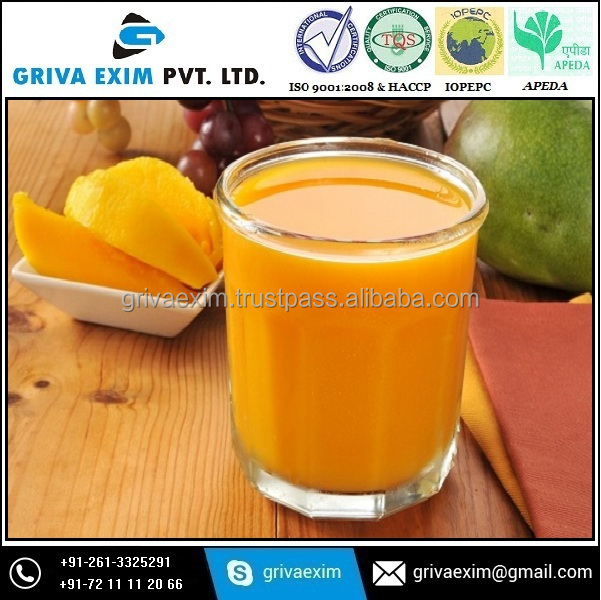 natural nectar fruit juice for four flavor
