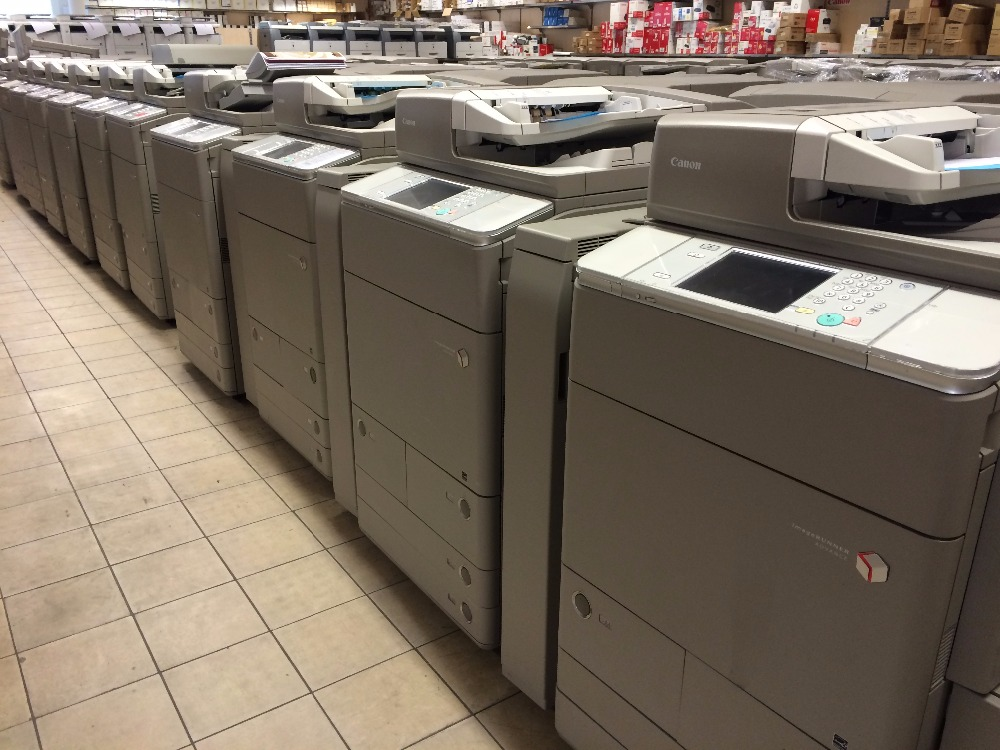 Used Copiers from Germany iRA 70XX in good conditions