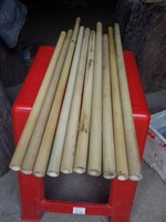 Bamboo Pole to make Flute