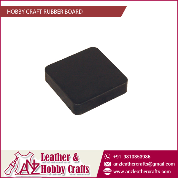 Accurate Dimension Long Lasting Hobby Craft Rubber Board for Sale