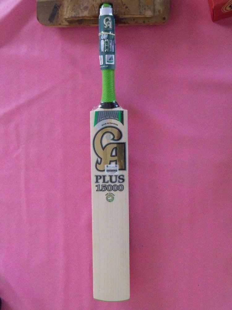 Cricket Bat CA Plus 15000 English Willow Cricket Bat