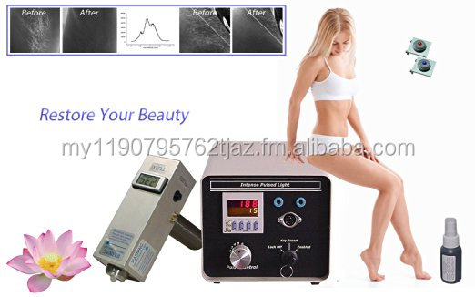 Permanent Machine for Permanent Hair, Spider Vein, Wrinkle & Tattoo Removal in a Convenient Kit