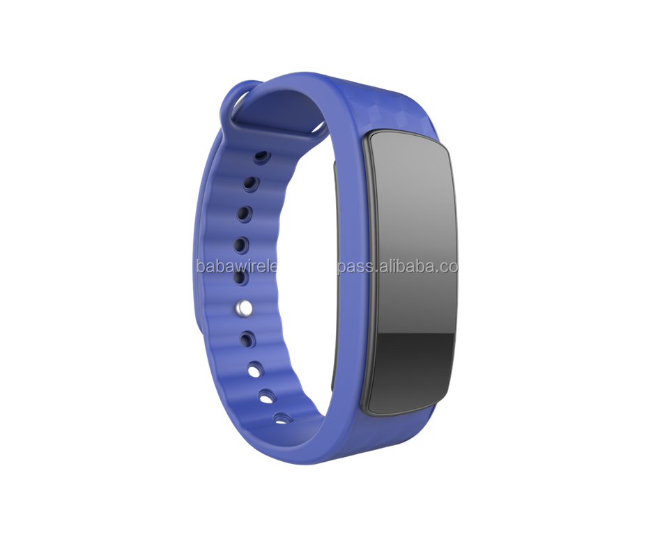 SMART WRISTBAND/smart bracelet health sleep monitoring newest bluetooth 4.0 wristband heart rate monitor with pedometer