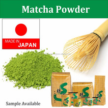 High quality matcha green tea price per kg made in Japan , sample available
