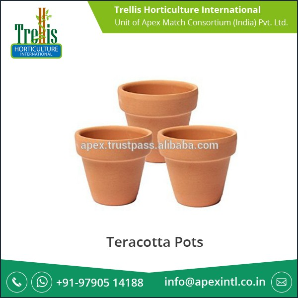 Excellent Quality High Durable Teracotta Pots Manufacturer