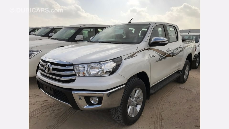 Toyota Hilux Pick up 2017