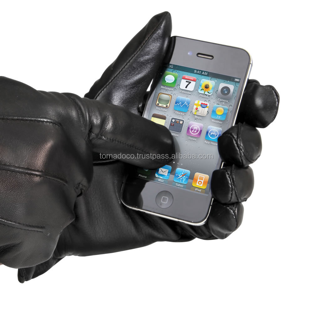 Personalized Fashion Winter Screen Touch Gloves