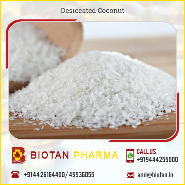 Buyers of Desiccated Organic Coconut Powder Price
