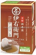Stick type Iyemon green tea with matcha Japanese favorite brand