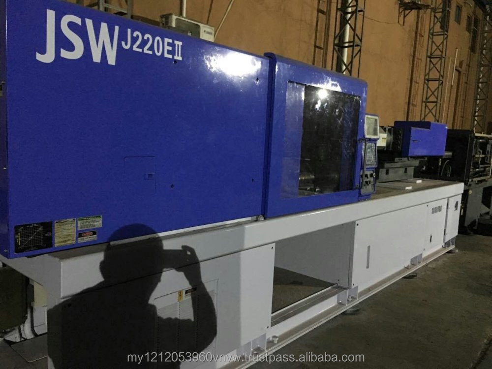 original used plastic injection molding machine made in japan JSW100T,150T, 220T,280T,450T