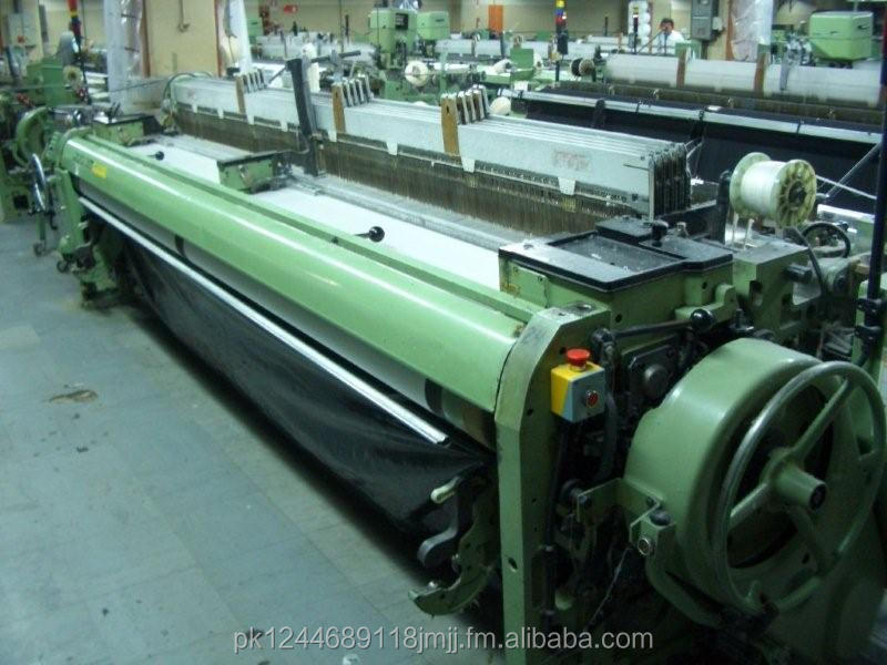 sulzer shuttleless looms
