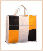 Handmade cotton Material Tote Bag for Women