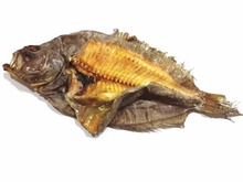 Thailand Quality Dried Flatfish/Dried flounder