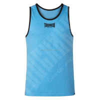 Custom Design Boxing Training Top Tank Vest - 100% Polyester