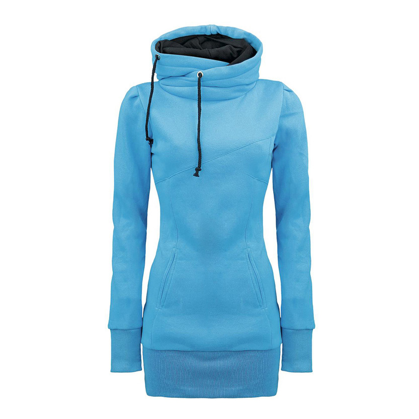 Latest fashion & design pullover hoodies for women