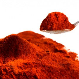 First Grade Organic Red Chilli Powder From India
