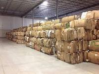 OCC Waste Paper - Paper Scraps 100% Cardboard NCC For Sale