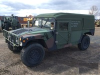 Used Military vehichles & Equipment
