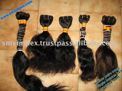 wholesale natural hair extension Grade 8A remy human hair 100% unprocessed human hair extensions