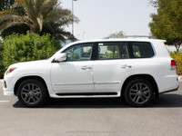 LEXUS LX570 SPORT TITANIUM SUV 2015 Brand New WITH HOOK
