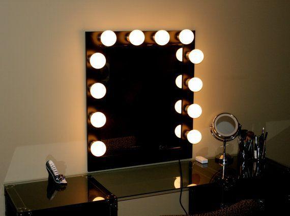 Hollywood spiegel lampen