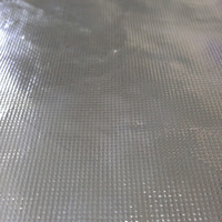 Aluminum Foil Laminated Glass Fiber Fabric