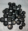 Buffalo Horn Buttons/High quality newest garment accessories horn button for jeans,coat