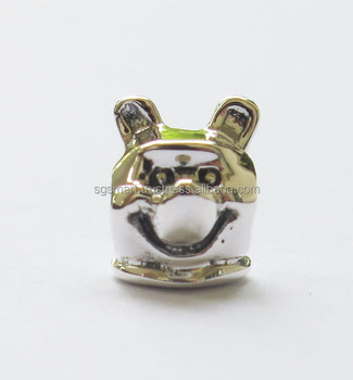 Bracelet Silver Bead 925 Brand Jewelry Design Wholesale Factory in Thailand